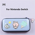 Blue Kanahei Nintendo Switch and Switch Lite Carrying Case 8~10 Game Cards Holding