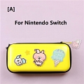 желтый Kanahei Nintendo Switch а также Switch Lite Carrying Case 8~10 Game Cards Holding Косплей