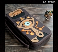 Zelda Nintendo Switch Carrying Case - 12 Game Cards Holding