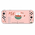 Pink Cat Nintendo Switch Protection Cover -TPU