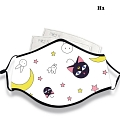 Sailor Face Mask for Adults (Cotton, Washable, Reusable) with Pocket with Nose Wire