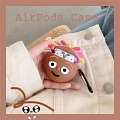 Cute Little Girl | Silicone Case for Apple AirPods 1, 2, Pro