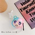 Cute Judy from Animal Crossing | Silicone Case for Apple AirPods 1, 2, Pro