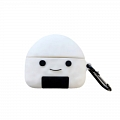 Japanese Rice Ball Silicone Case for Apple AirPods 1, 2, Pro (81271)