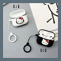 Lovely Hello Kitty | Airpod Case | Silicone Case for Apple AirPods 1, 2, Pro Cosplay (81601)