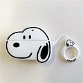 Lovely Snoopy | Airpod Case | Silicone Case for Apple AirPods 1, 2, Pro (81661)