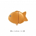 Lovely Japanese Taiyaki | Airpod Case | Silicone Case for Apple AirPods 1, 2, Pro (81738)