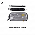 Nintendo Switch And Switch Lite Carrying Case - 8~10 Game Cards Holding (81740)