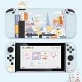 Nintendo Switch Protection Cover - Osaka Cats Theme