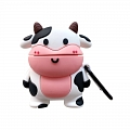Lovely Cow Airpod Case | Silicone Case for Apple AirPods 1, 2, Pro