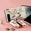 Cute Japanese Crane Nintendo Switch Protection Cover - TPU