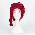 Noriaki Wig (Medium, Curly, Red) from Jojo's Bizarre Adventure