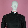 Enclave Officer Cosplay Costume (Black) from Fallout 3