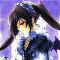 Pandora Hearts Алиса Костюм (Black Rabbit)