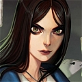 Alice Wig from Alice Madness Returns