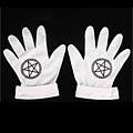 Alucard Gloves (2nd, ST42) from Hellsing