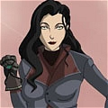 Asami Cosplay Costume (Movie) from The Legend of Korra