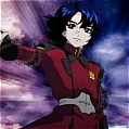 Athrun Cosplay Costume (Red Uniform) from Gundam Seed