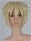 Blonde Wig (Short, Spike,MilKB, CF31)