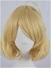 Blonde Wig (Short,Wavy,Nio)