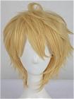 Blonde Wig (Spike,Short,Toma)