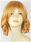 Blonde Wig (Curly,Medium,Hinaichigo)