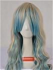 Blue Wig (Long,Curly,Nia CF22)