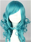 Blue Wig (Long Curly Lolita L01)