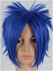 Blue Wig (Short,Spike,YDK CF01)