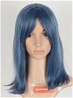 Blue Wig (Short,Straight,Agito)