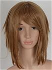 Brown Wig (Short,Spike,XSP06KKZ)