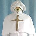Chibitalia Cosplay Costume (White,Kids) from Axis Powers Hetalia