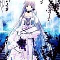 Чобиты Ти Костюм (White Dress)