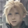 Cloud Wig (2nd) from Final Fantasy