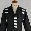 Death The Kid Cosplay Costume (Coat) from Soul Eater