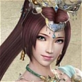 Diao Chan Wig from Dynasty Warriors