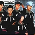 Prince of Tennis Cosplay Costume (Fudomine Winter) from Prince of Tennis