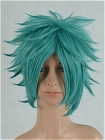 Green Wig (Short,Spike,Mikuo HS10)