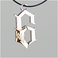 Grimmjow Necklace from Bleach