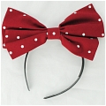 Hair Band (Star,Red)