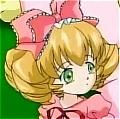 Hinaichigo Wig from Rozen Maiden