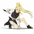 Ino Cosplay Costume from Naruto