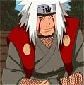 Jiraiya Cosplay Costume from Naruto
