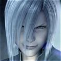Kadaj Wig from Final Fantasy