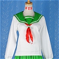 Kagome Cosplay Costume (Stock) from Inuyasha