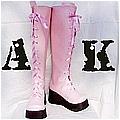 Kairi Shoes from Kingdom Hearts