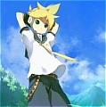 Kagamine Cosplay Costume (Len) from Vocaloid