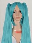 Blue Wig (Blue Green,Straight,Michelle)