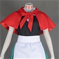 Little Red Riding Hood Cosplay Costume from Little Red Riding Hood