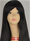 Long Wig (Black,Straight Shelby CF08)